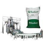 automatický baliaci stroj na balenie mliečnych práškov 25 kg