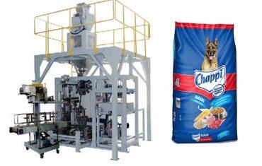 15 kg krmivo pre domáce zvieratá veľké vrecko baliace stroje