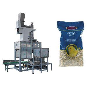 20kg Seed Open Mouth Bagging & Bag plniace váhy Automatické obilia Big Bags Baliaci stroj