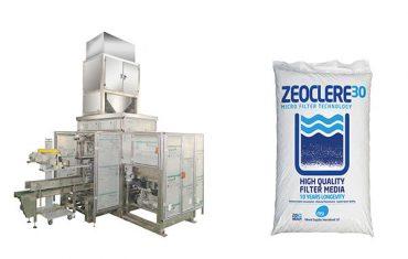 plnoautomatická veľká taška na baliaci stroj na balenie soli
