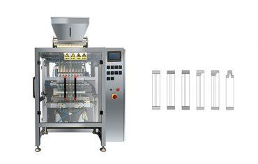 8-riadkový multi-line sáčok stick balenie cukru stroj