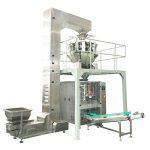 automatizované zariadenia na balenie potravín na vrecia