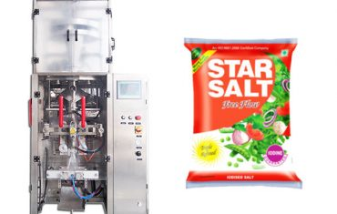 automatický stroj na balenie soli na 1 kg