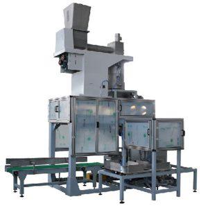 Automatické veľké vrecko pracích prášok plniaceho baliaceho stroja