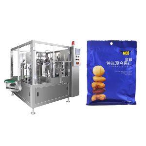 Automatický plniaci tesniaci baliaci stroj pre tuhé prášky alebo tuhé