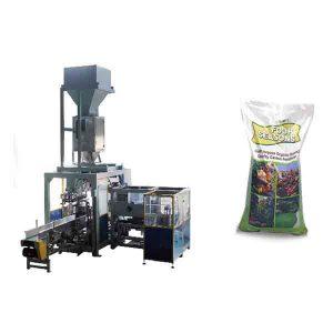 Automatické zrno 50 kg Big Bags Chemické hnojivo Baliaci stroj