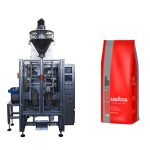 automatický baliaci stroj na balenie kávy