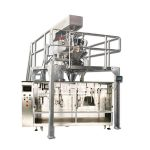 automatický horizontálny vopred pripravený granulovaný baliaci stroj