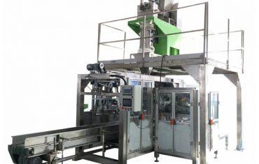 automatický baliaci stroj s práškovou tkaninou