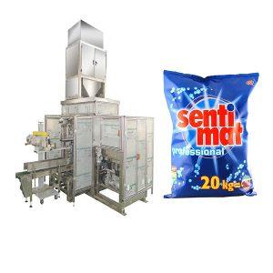 Automatické Premade Big Bag Balenie stroje Detergent Prášok Open-mouth Bagger