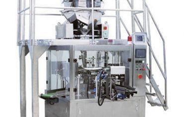 automatické zariadenie na plnenie a uzatváranie vrecúšok na suché ovocie