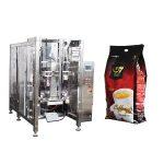 káva štvorcová taška vyplniť tesnenie baliaci stroj
