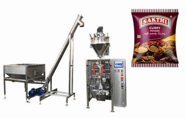 Stroj na balenie do kari s hmotnosťou 100 g až 500 g