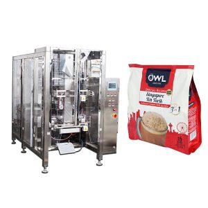Odvzdušňovacie ventil Automatický kávový prášok baliaceho stroja