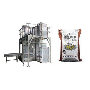 Stroje na balenie do krmív a baliace stroje
