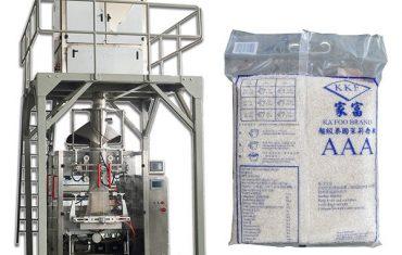 plne automatické zariadenie na balenie ryžových granulovaných častíc pre ryby