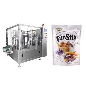 Stroj na balenie obilia