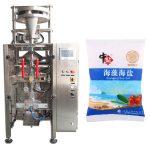 Stroj na balenie soli s obsahom 0,5 kg až 2 kg