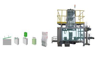 sekundárne obalové vrecko na výrobu polykrytých vreciek