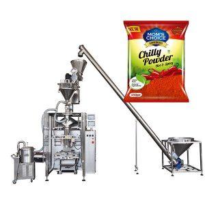 VFFS Bagger baliaceho stroja s plniacim krúžkom pre papriku a chilli prášok