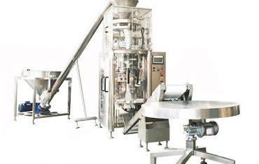 granula vertikálna forma plnia tesniaci stroj s volumetrickou miskou