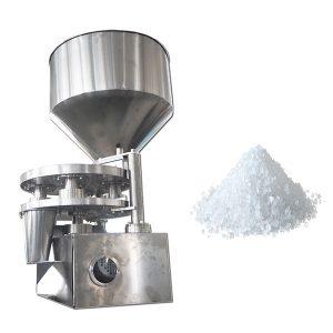 Objemový pohár dávkovací plniaci stroj na potraviny, dávkovač