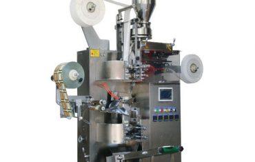 zt-18 automatický čajový baliaci stroj (s tagom a papierom vonkajší)