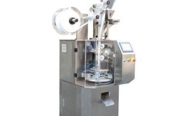 zt-20 trojuholníkový tvarovací stroj na balenie teabagov
