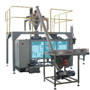 ZTCP-25L Automatické tkané vrecko baliace stroje pre prášok