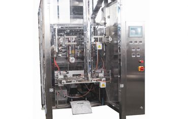 zvf-260q štvorcestný bagger baliaci stroj