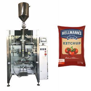 kečup baliaci stroj na omáčky